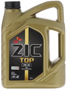 Моторное масло ZIC TOP 5W-30 (Германия), 4л