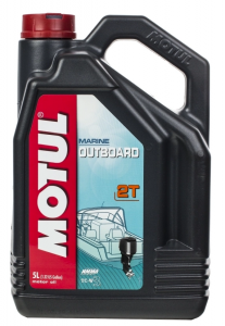 Моторное масло Motul OUTBOARD 2T, 5л