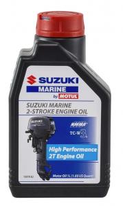 Моторное масло Motul SUZUKI MARINE 2T, 1л