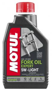 Масло вилочное Motul FORK OIL EXPERT LIGHT 5W, 1л