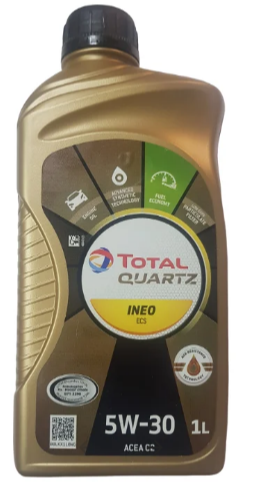 Моторное масло Total QUARTZ INEO ECS 5W-30, 1л