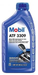 Масло трансмиссионное Mobil ATF 3309, 0.946л