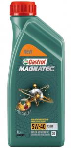 Моторное масло Castrol Magnatec A3/B4 5W-40 DUALOCK, 1л