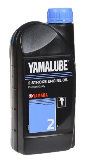 Масло моторное YAMAHA YAMALUBE 2 Stroke Motor Oil (1л)