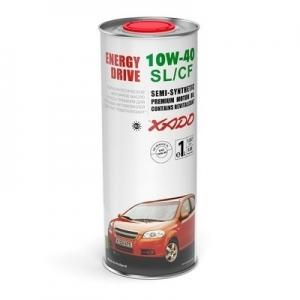 Моторное масло XADO Atomic Oil 10W-40 SL/CF, 1л