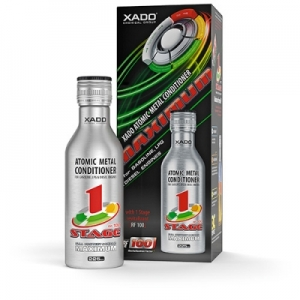 XADO Атомарный кондиционер металла Maximum с ревитализантом 1 Stage (225мл)