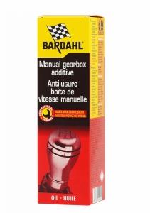 Присадка BARDAHL GEAR OIL ADDITIVE в масло КПП для увеличения износостойкости (150мл)