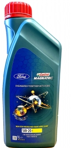 Моторное масло Ford Castrol Magnatec Professional E 5W-20 DUALOCK, 1л