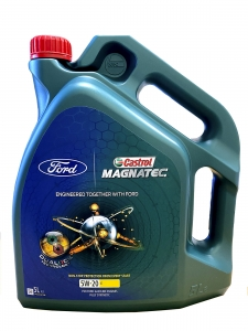 Моторное масло Ford Castrol Magnatec Professional E 5W-20 DUALOCK, 5л