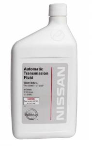 Трансмиссионное масло Nissan MATIC S, 0.946л