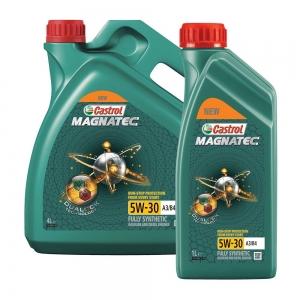 Моторное масло Castrol Magnatec 5W-30 A3/B4 DUALOCK, 5л