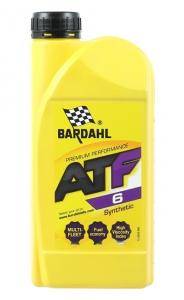 Трансмиссионное масло BARDAHL ATF Dexron VI, 1л