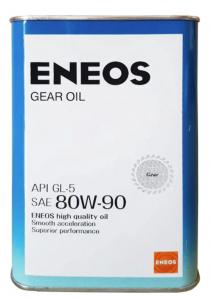 Масло трансмиссионное ENEOS GEAR GL-5 80W-90, 1л