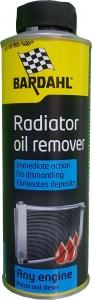 BARDAHL Ср-во для удаления масла из системы охлаждения RADIATOR OIL REMOVER (300мл)
