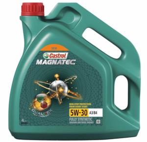 Моторное масло Castrol Magnatec 5W-30 A3/B4 DUALOCK, 4л
