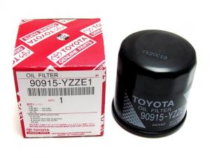 Масляный фильтр Toyota 90915-YZZE1
