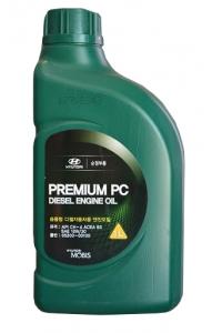 Моторное масло Hyundai Premium PC Diesel Engine Oil 10W-30 CH-4, 1л