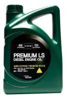 Моторное масло Hyundai Premium PC Diesel Engine Oil 10W-30 CH-4, 4л