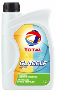 Total Антифриз синий конц Glacelf PLUS (1л)