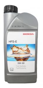 Моторное масло HONDA HFS-E SN 5W-30, 1л