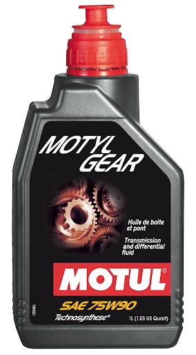 Трансмиссионное масло MOTUL MOTYLGEAR 75W-90, 1л