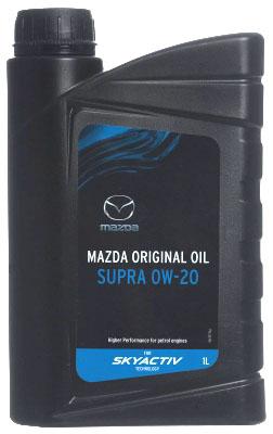 Моторное масло Mazda Original Supra Sky Tech 0W-20, 1л