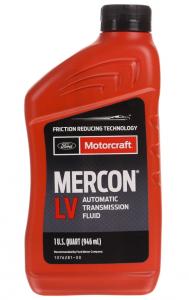 Трансмиссионное масло FORD Motorcraft Mercon LV, 0.946л