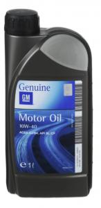 Моторное масло General Motors 10W-40, 1л