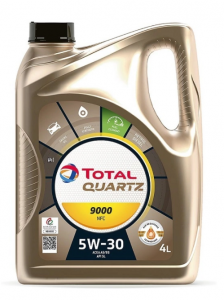 Моторное масло Total QUARTZ 9000 FUTURE NFC 5W-30, 4л