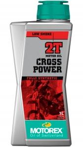 Масло моторное MOTOREX CROSS POWER 2T (1л)