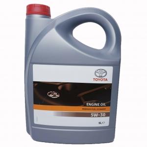 Моторное масло TOYOTA TGMO 5W-30 PFE, 5л