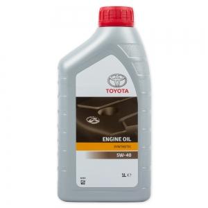 Моторное масло TOYOTA 5W-40, 1л