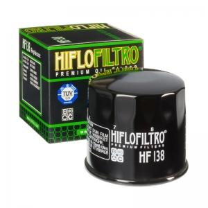 Фильтр масляный HifloFiltro HF138 Suzuki