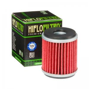 Фильтр масляный HifloFiltro HF141 Yamaha
