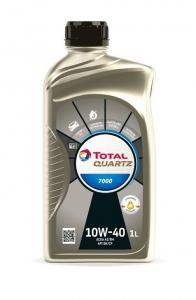 Моторное масло Total QUARTZ 7000 10W-40, 1л