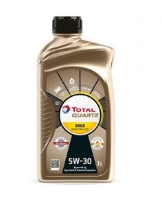 Моторное масло Total QUARTZ 9000 ENERGY HKS 5W-30, 1л