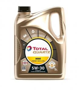 Моторное масло Total QUARTZ 9000 ENERGY HKS 5W-30, 5л