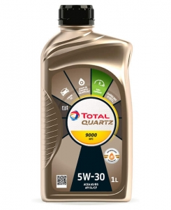 Моторное масло Total QUARTZ 9000 FUTURE NFC 5W-30, 1л