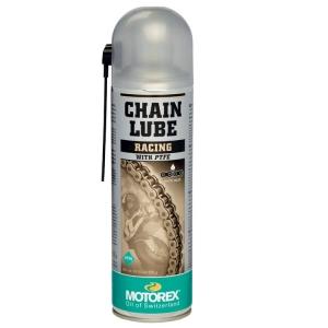 Смазка для цепи MOTOREX CHAINLUBE Racing Spray, 0.5л