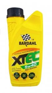 Моторное масло BARDAHL XTEC 5W-40, 1л
