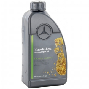 Моторное масло Mercedes-Benz 5W-30 229.51 NEW, 1л