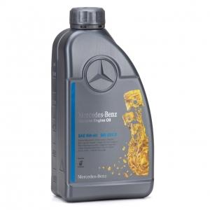 Моторное масло Mercedes-Benz 5W-40 229.5 NEW, 1л