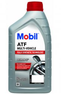 Масло трансмиссионное Mobil ATF Multi-Vehicle, 1л