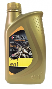 Масло моторное Eni i-Ride moto 20W-50 4T (1л)