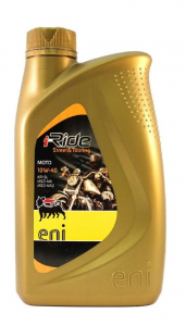 Масло моторное Eni i-Ride moto 10W-40 4T (1л)
