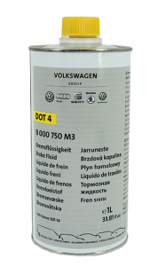 Тормозная жидкость VAG, 1л
