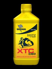 Масло моторное BARDAHL XTC C60 Moto 10W-40 (1л)
