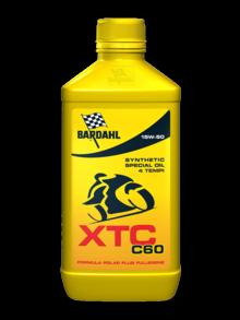 Масло моторное BARDAHL XTC C60 Moto 15W-50 (1л)