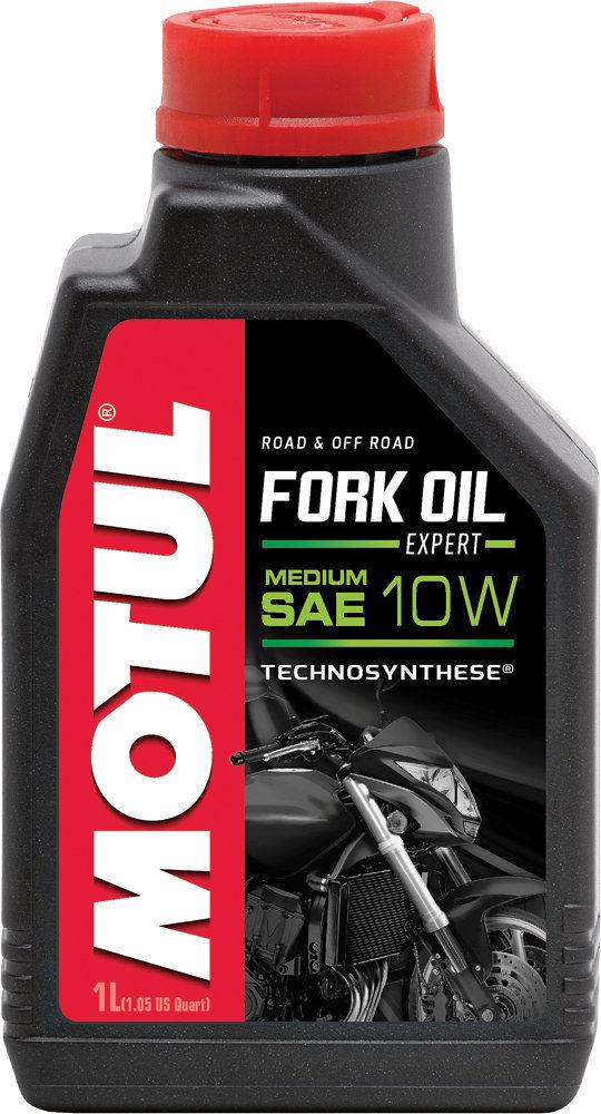 Масло вилочное Motul Fork Oil Expert medium 10W  (1л)