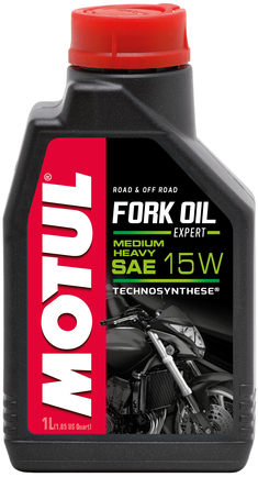 Масло вилочное Motul Fork Oil Expert 15W (1л)